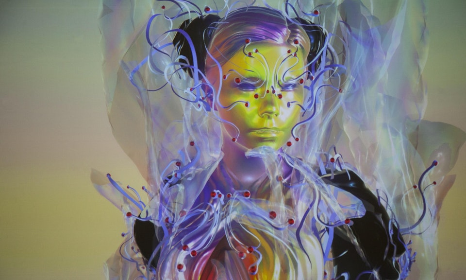 Bjork - Somerset House -