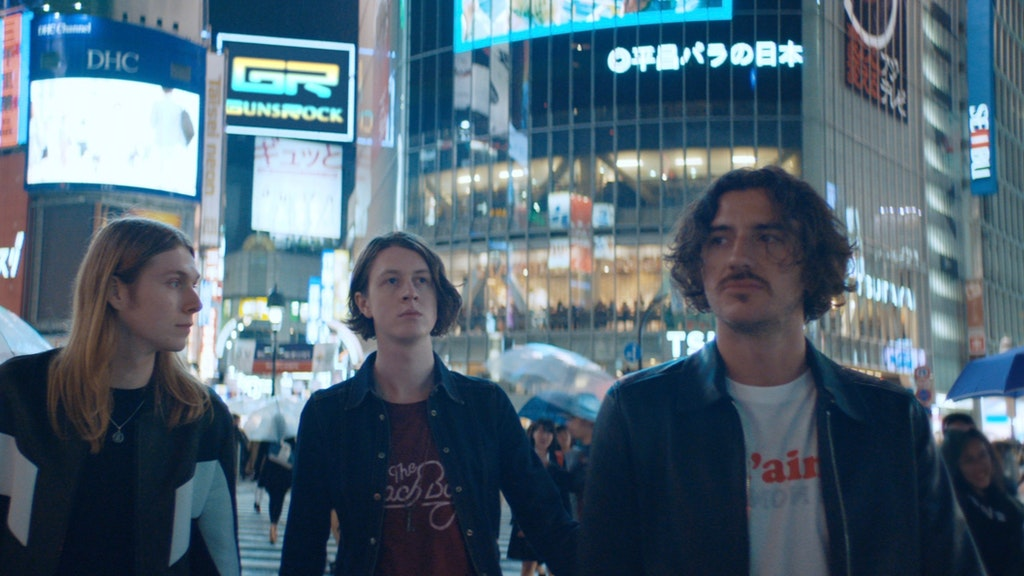 Blossoms  Directed by Masashi Muto