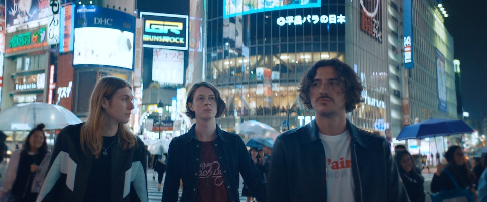 Blossoms  Directed by Masashi Muto -