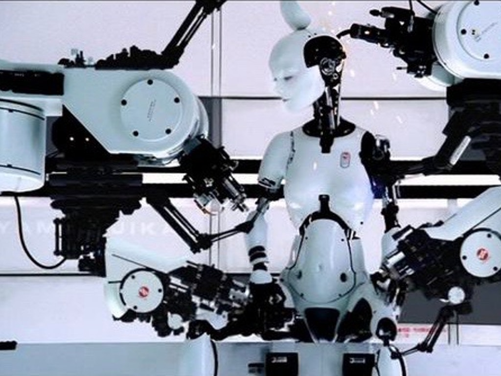 Bjork - Directed by Chris Cunningham                        (Black Dog Films)