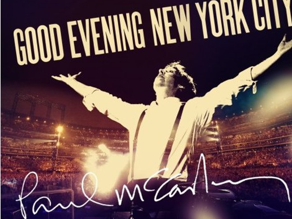 "Paul McCartney ""Good Evening New York City"" Longform"
