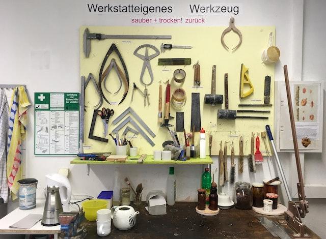 Burg Giebichenstein Kunsthochschule Halle WS 2018/19