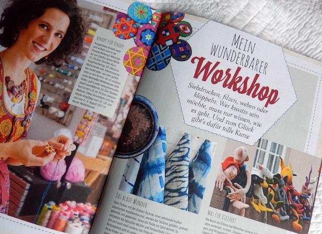 wunderbarer Workshop