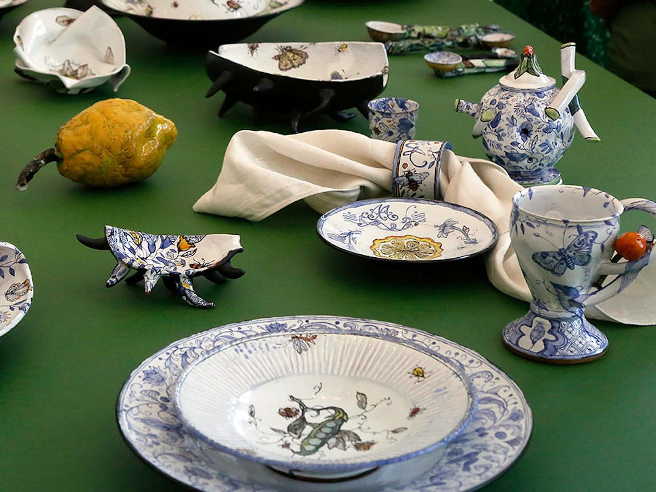 """Eröffnung """"Eine Tafel für Anna Amalia"""" im Schloss Museum Wolfenbüttel"""