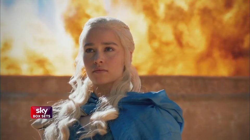 Game Of Thrones Seasons 1-5 (Sky Box Sets)