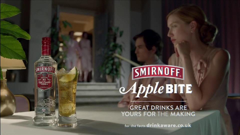 Smirnoff The Apple Bite