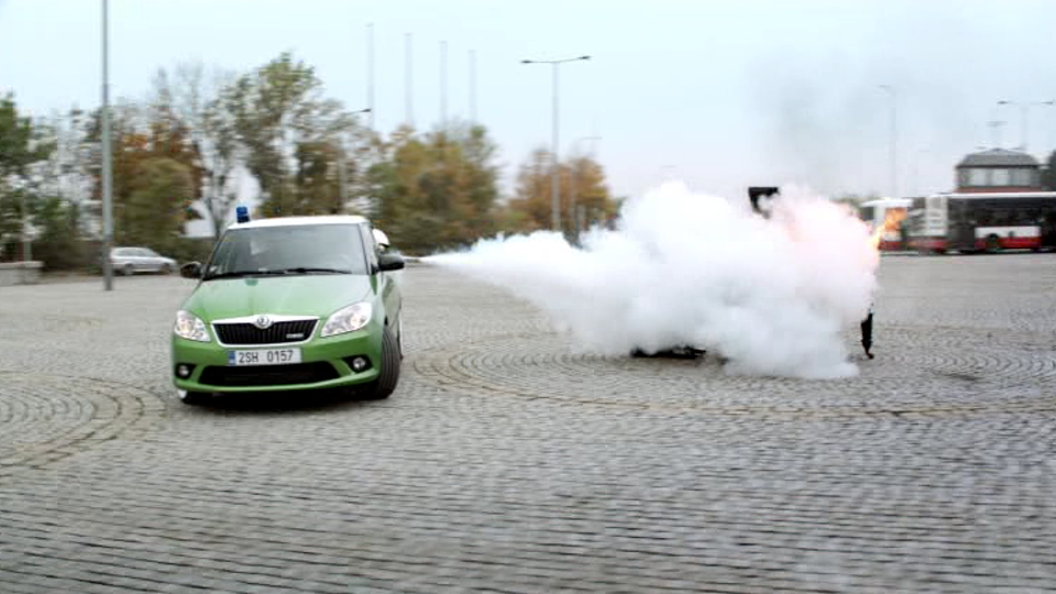 Skoda Ultimate Test Drive