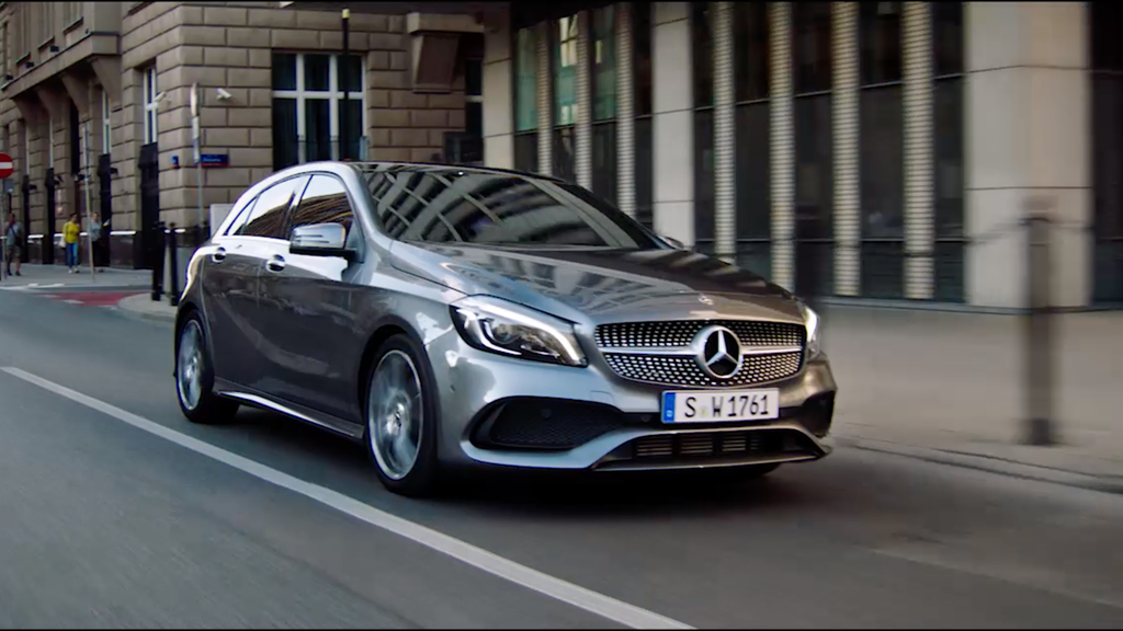 Mercedes Benz CPO 'Ready for Anything'