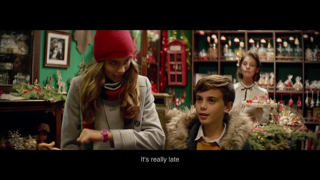 Sky Movies Christmas 2015