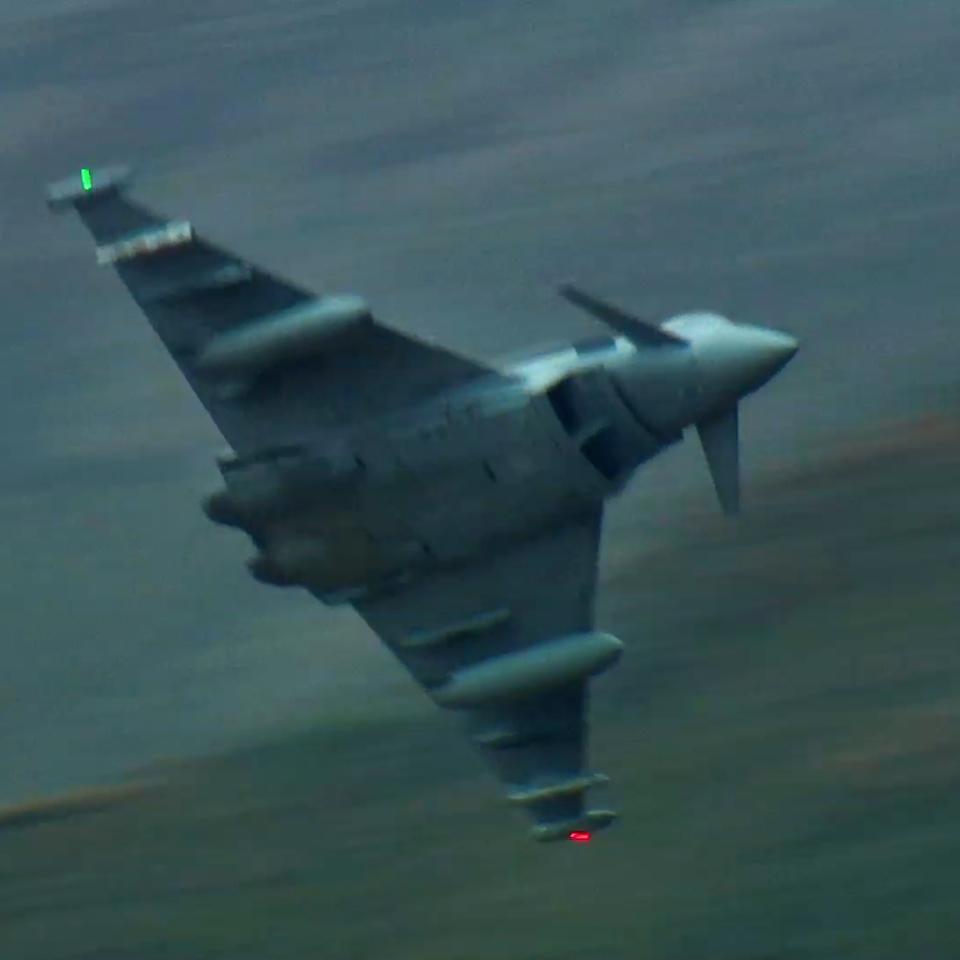 KIT LYNCH-ROBINSON - RAF 'As One'
