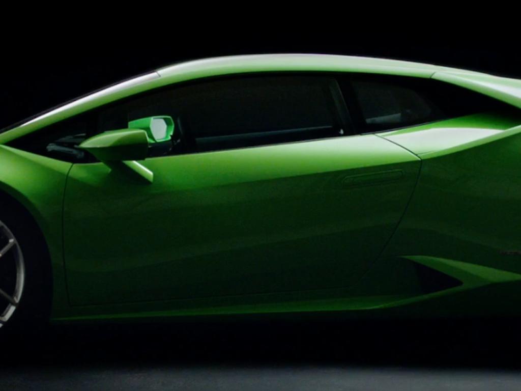 Lamborghini Huracán - TopGear