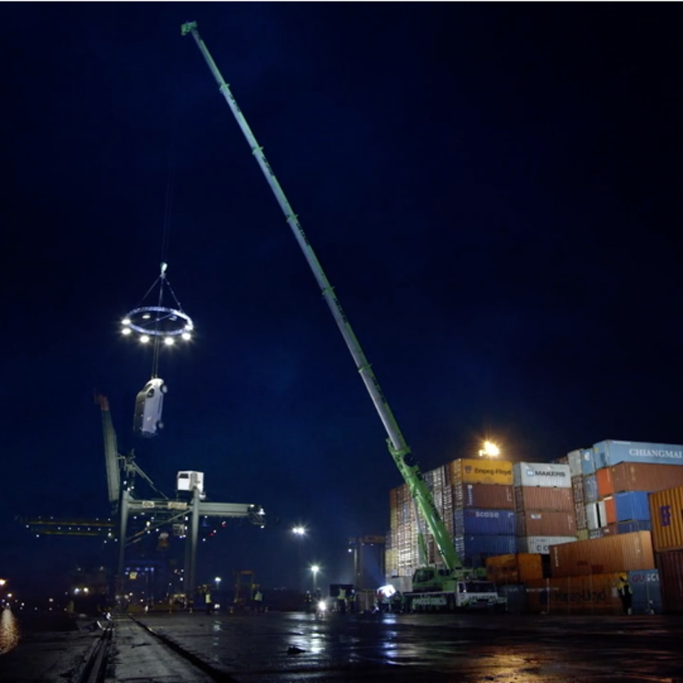KIT LYNCH-ROBINSON - Ford Transit 'The Drop'