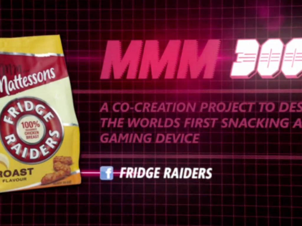 Fridge raiders MMM3000