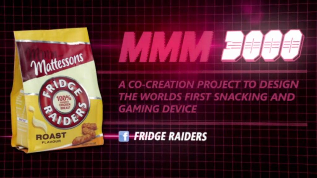 Fridge raiders MMM3000