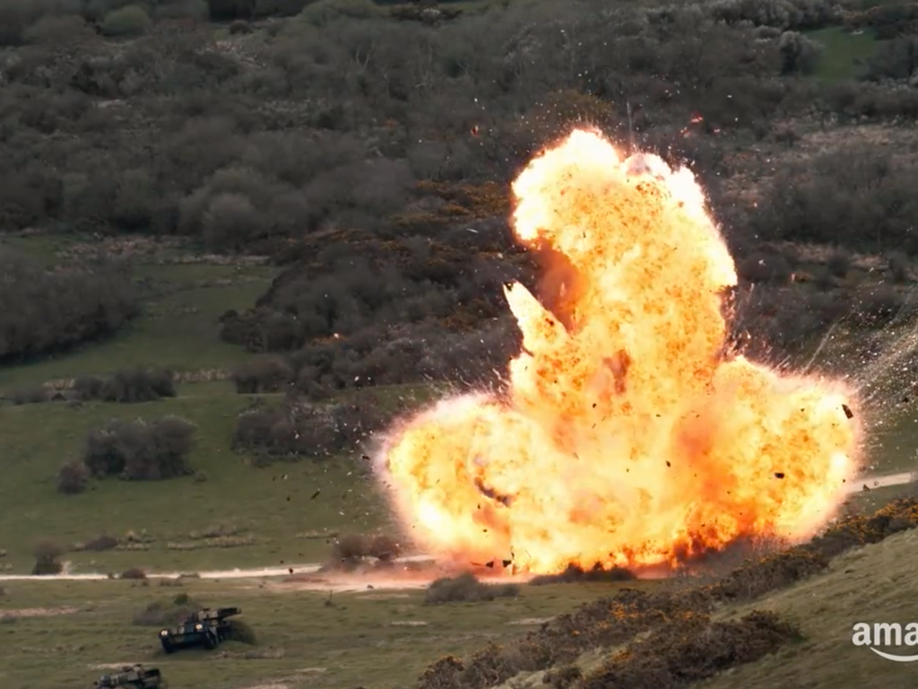 Stunts / Action / Explosions