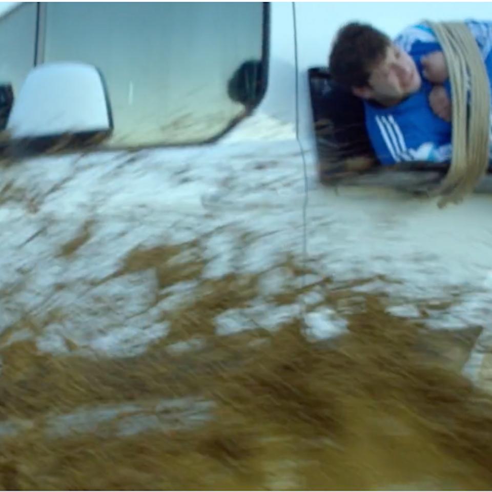 KIT LYNCH-ROBINSON - Ford 'Extreme Testing'