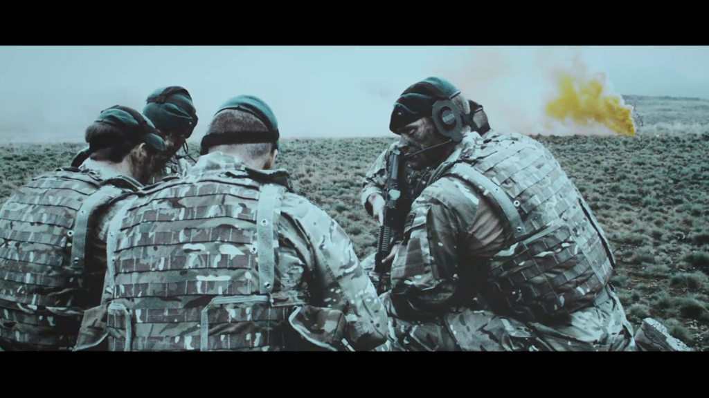 Royal Marines Commando - 'Green Ops' Trailer