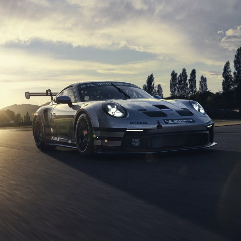 KIT LYNCH-ROBINSON - Porsche 911 GT3 Cup