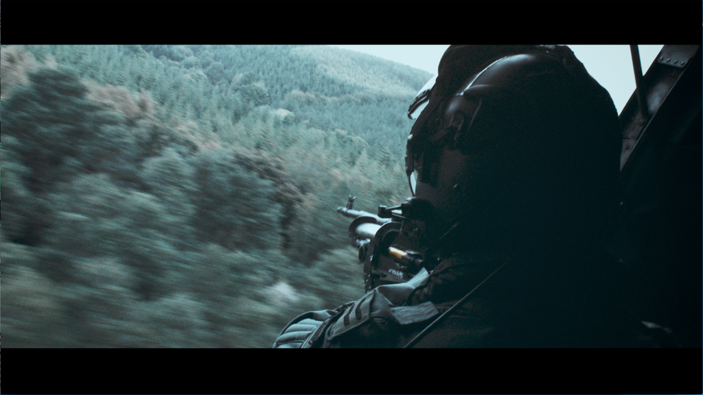 Royal Marines Commando 'Green Ops' End Sequence