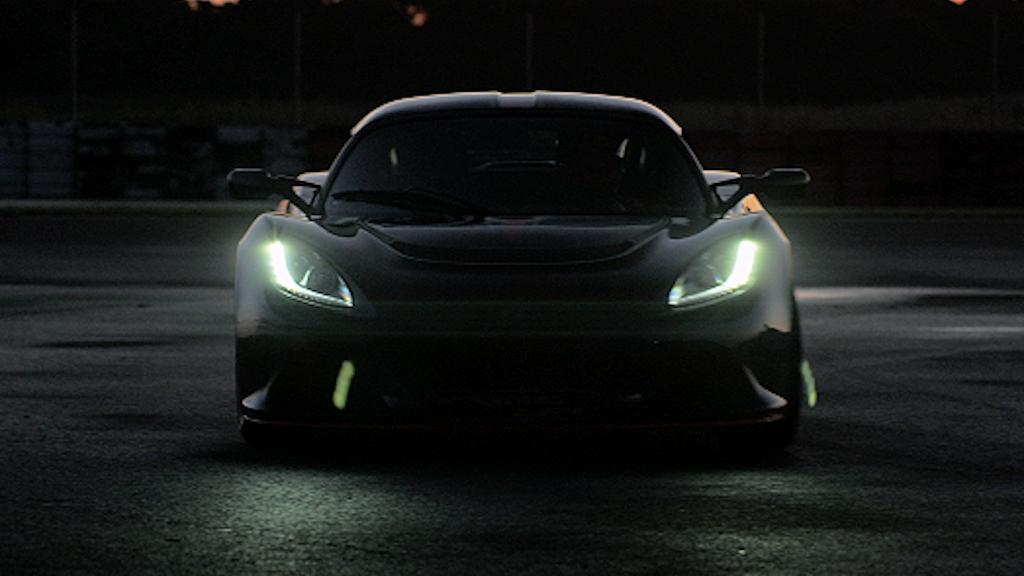 Burn Lotus F1