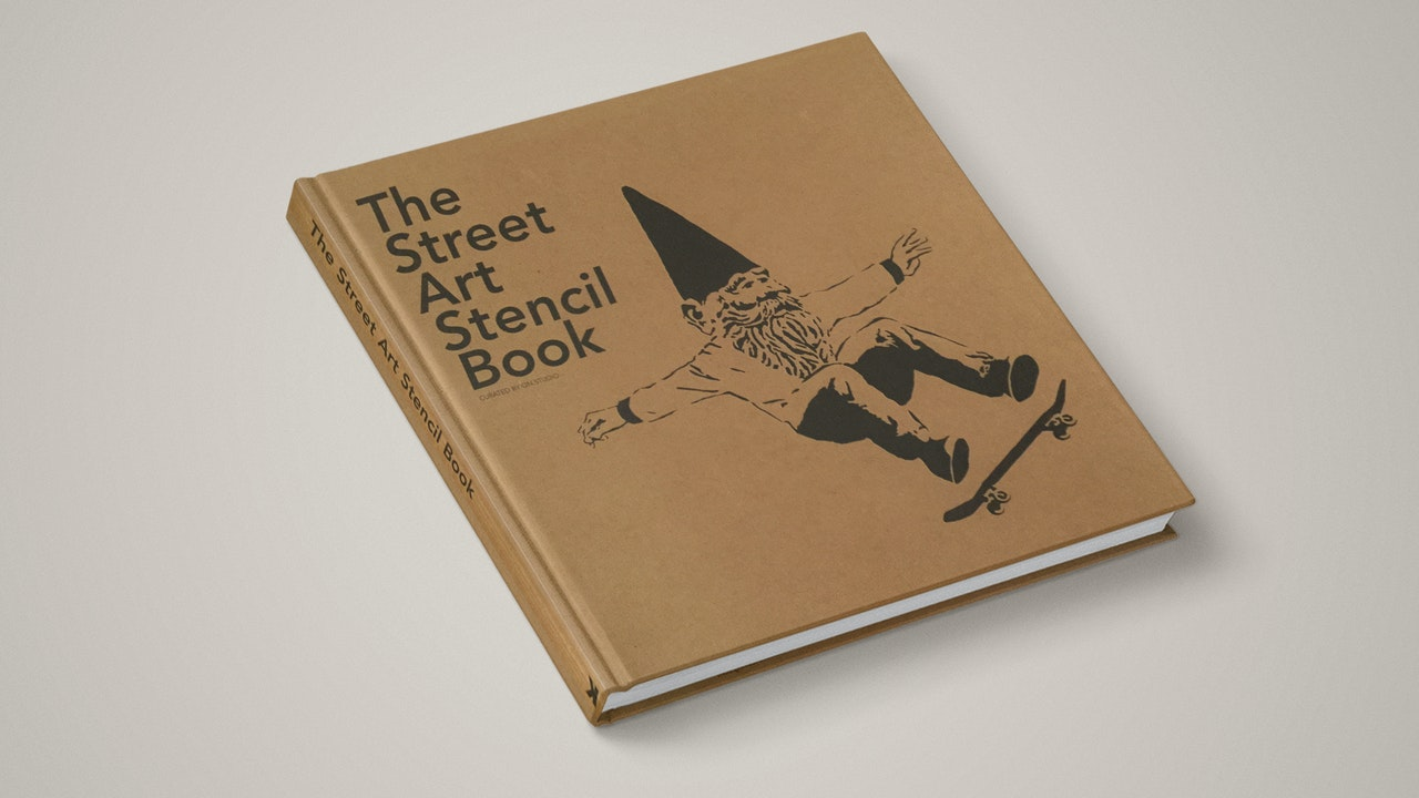 The Street Art Stencil Book_