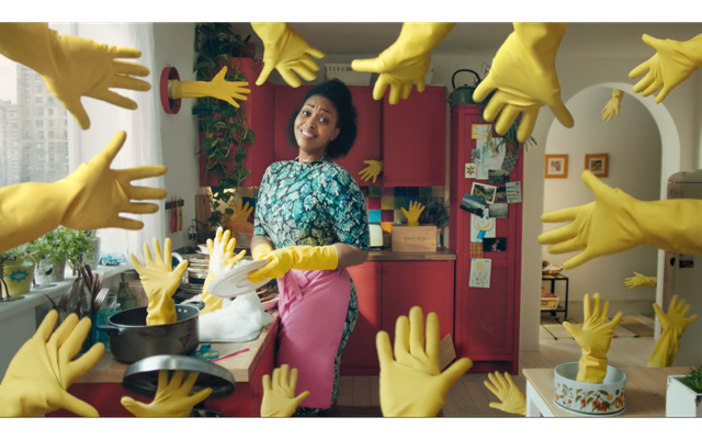 """Commercial for Finish """"I Love Doing Dishes"""""""