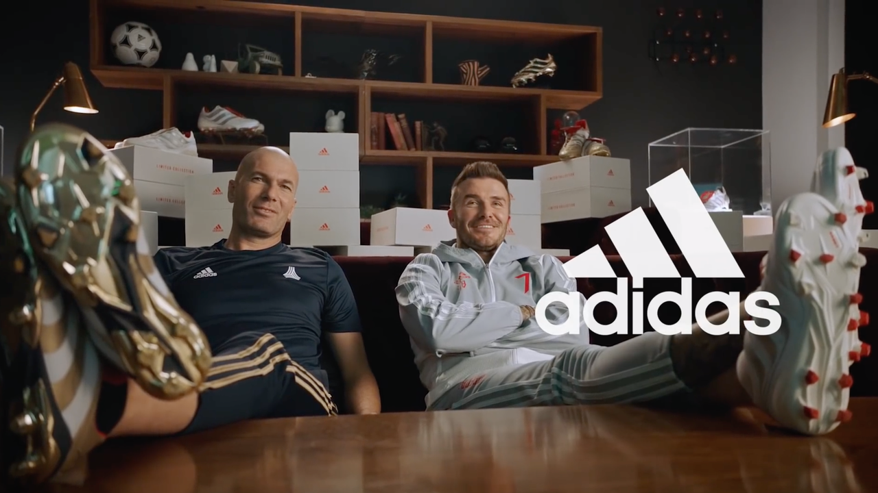 "Adidas ""25 years of Predator"""