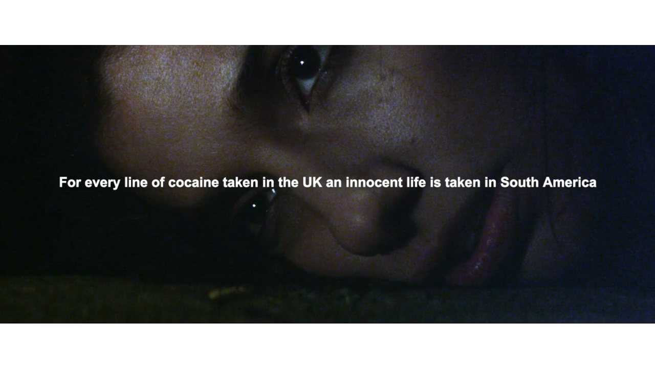 Commercial for Cocaine Unwrapped