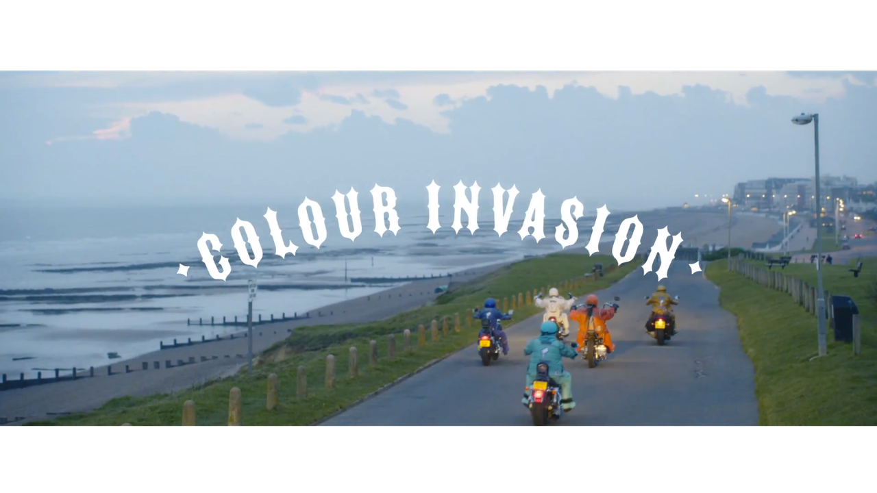 "Carphone Warehouse ""Colour Invasion"""