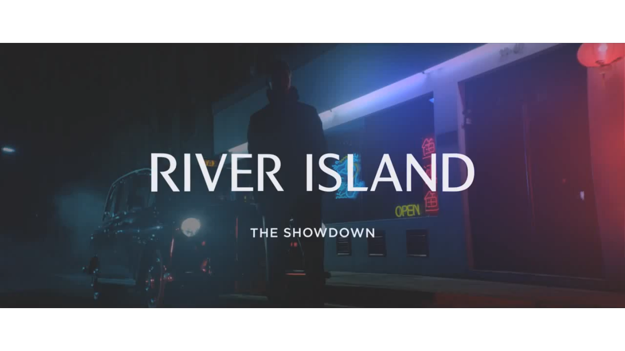 "River Island ""The Showdown"""
