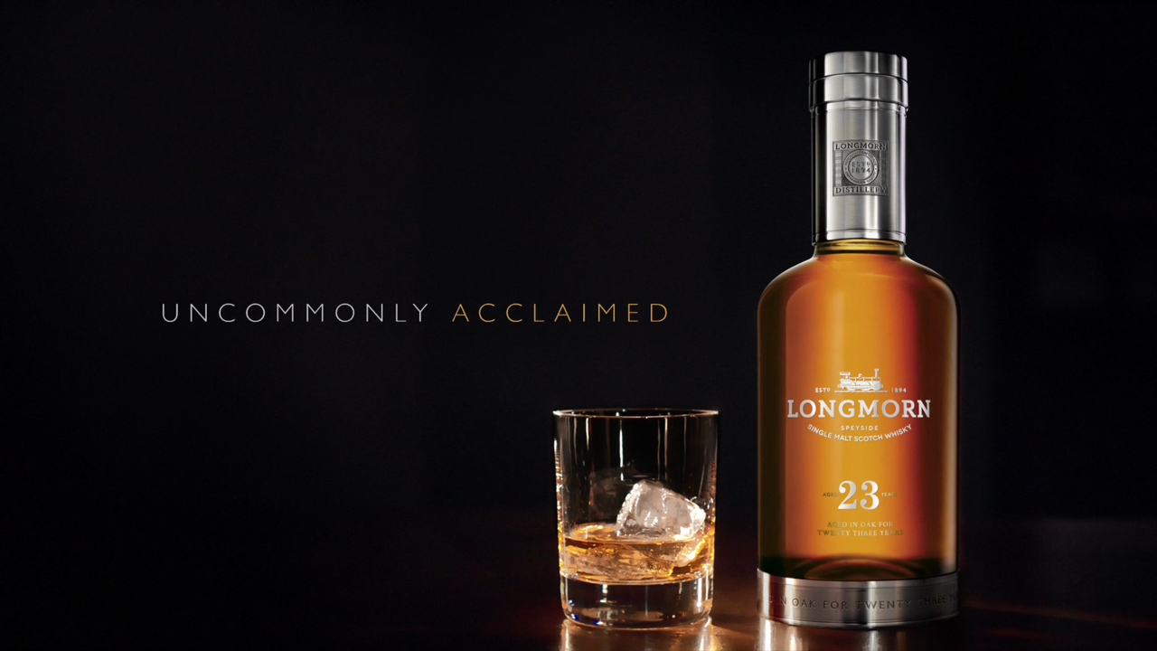 """Longhorn Whisky """"Those That Know"""""""