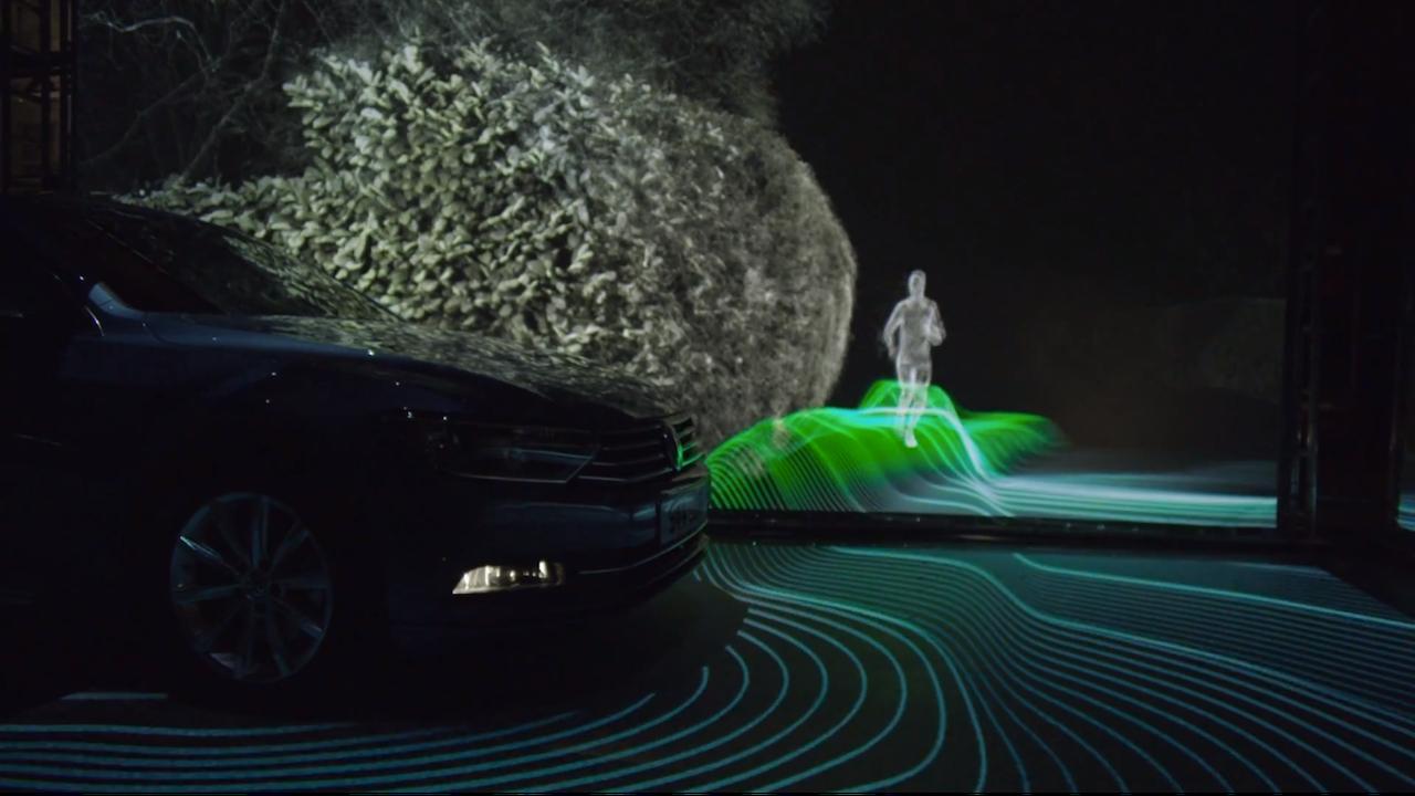 VW PASSAT 'Side Scan' 'Area View' 'Park Assist' 'City Emergency Braking'