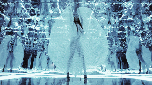 FASHION FILM: HIGH PERFORMANCE For EQUINOX Ftr Naomi Campbell