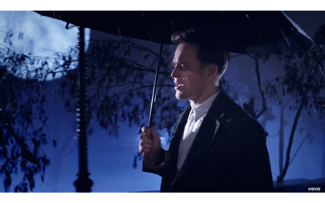 "Music Video for Olly Murs ""Seasons"""