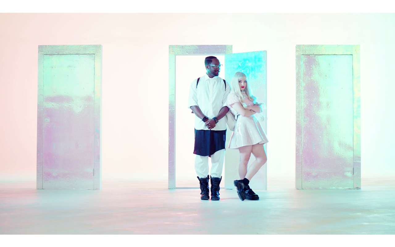 Music Video for Leah McFall ft Will.I.Am 'Home' is out...