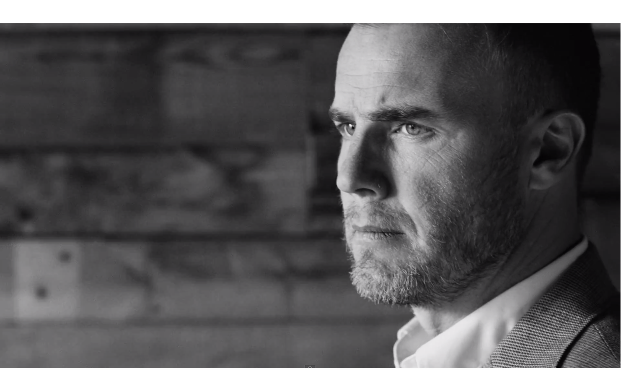 Video for Gary Barlow's new video is out...