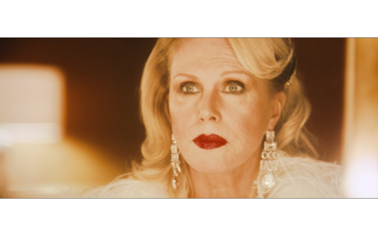 """New Video for Paulo Nutini  """"One Day"""" starring the fabulous Joanna Lumley is out"""