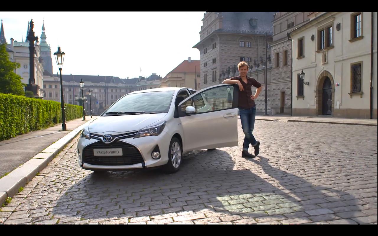 "Online film for Toyota ""Yaris Singing Truth"""