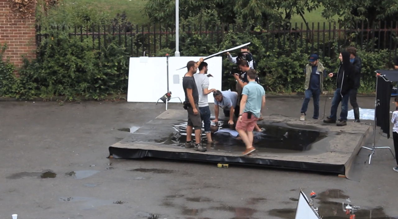 """Just found Behind the scenes for Music Video for Javeon """"Love Song"""""""