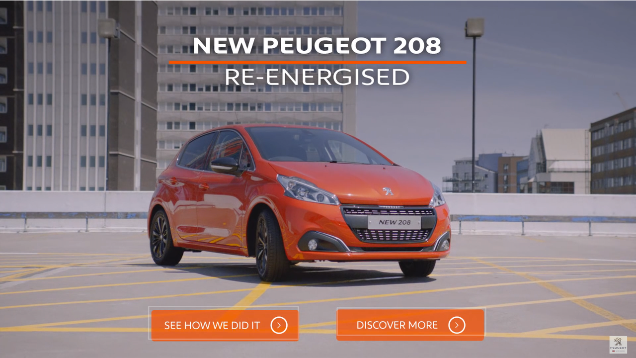 Peugeot 'Unleashed, Uncut'