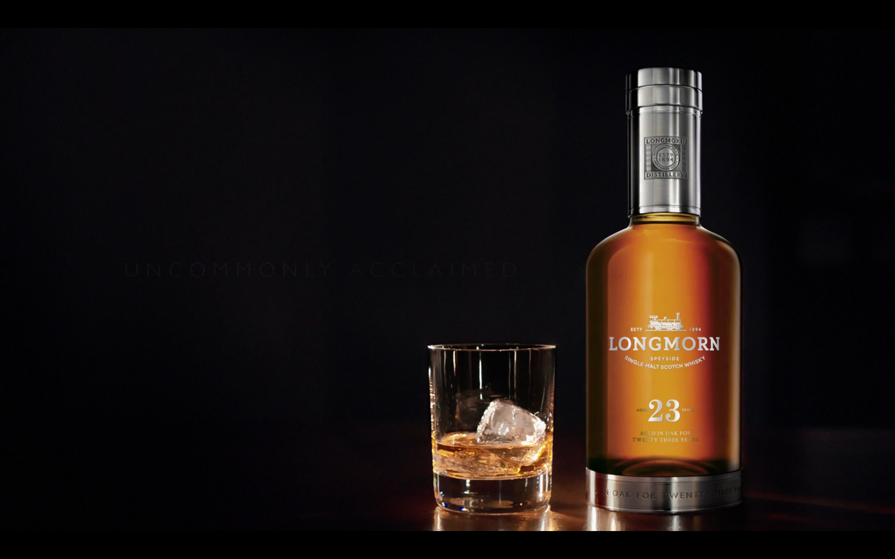 Beautiful film I worked on for Longhorn Whisky is out.​