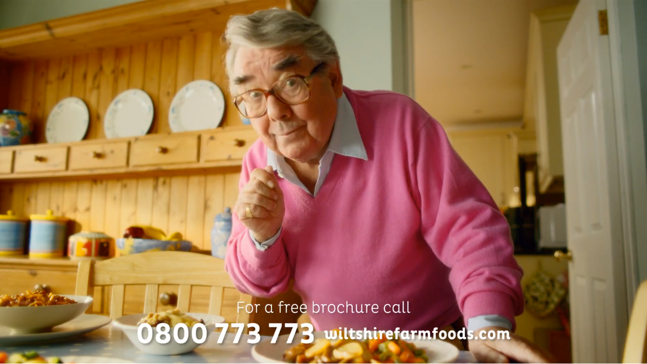 """Wiltshire Farm Foods """"Ready Meals"""""""