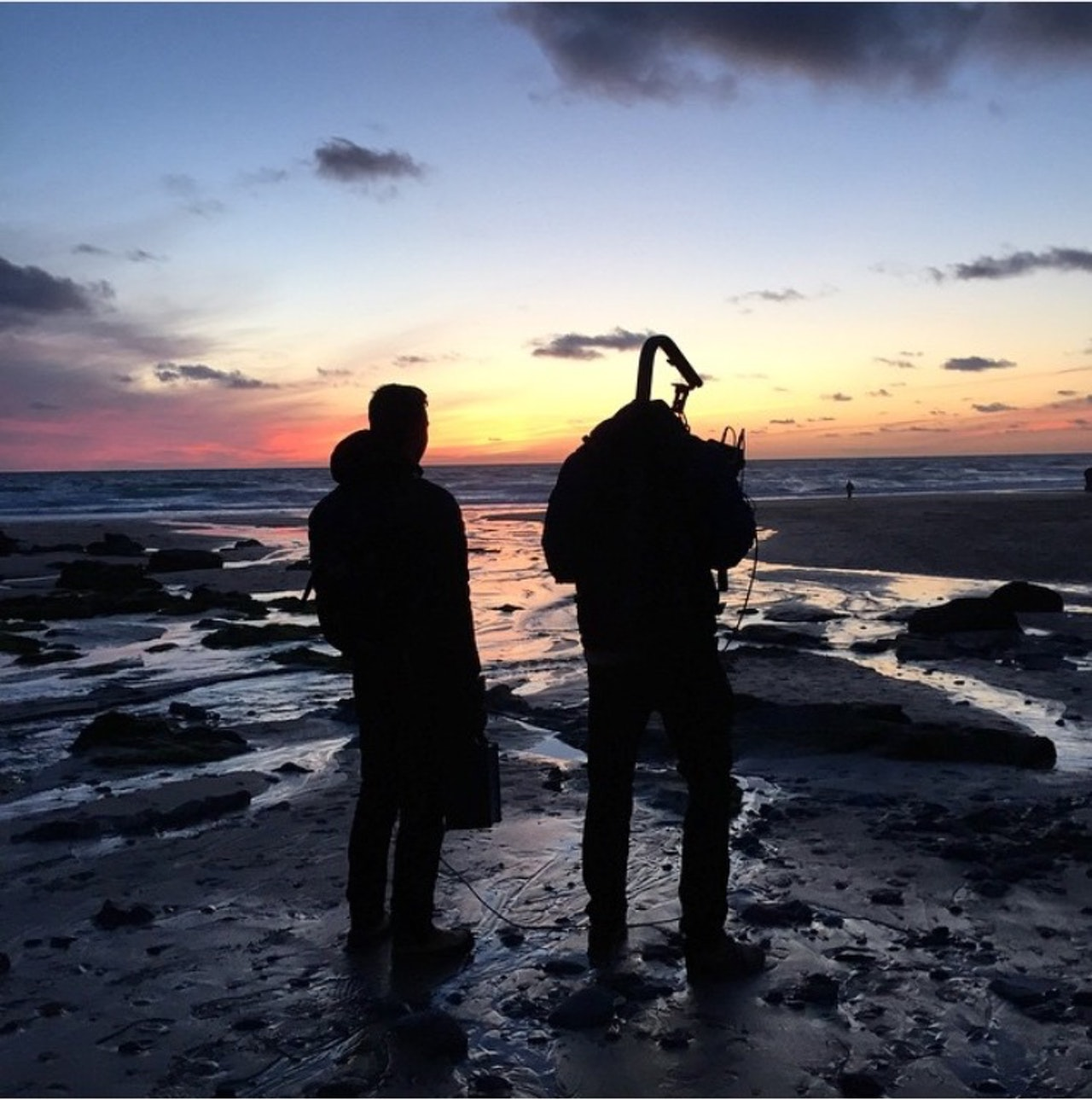 Stunning job I worked on for National Trust #Lovethecoast with Director: Thomas Bryant at Agile Films.