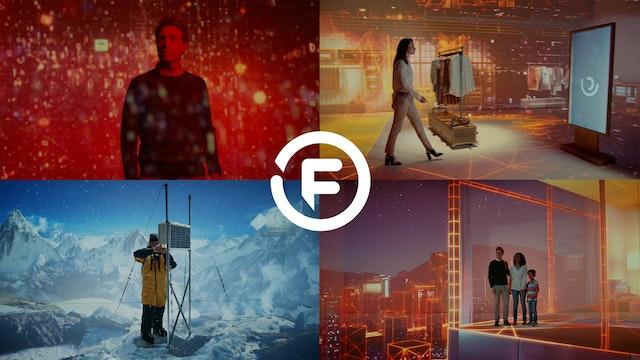 "Fujitsu ""Shaping Tomorrow With You"""