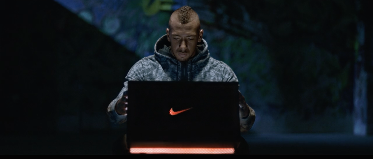 Awesome new Nike Job I worked on part of with Dir: Rohan Blair-Mangat is out.