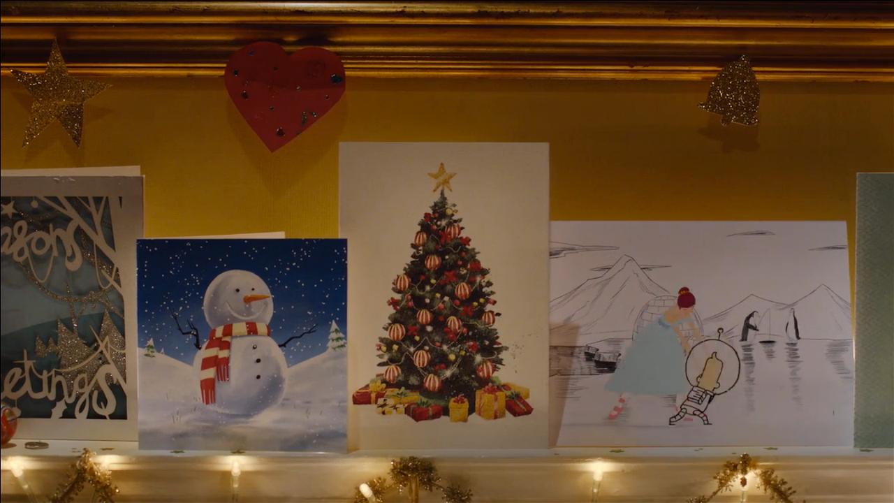 "Talk Talk Christmas ""Winter Wonderland"""