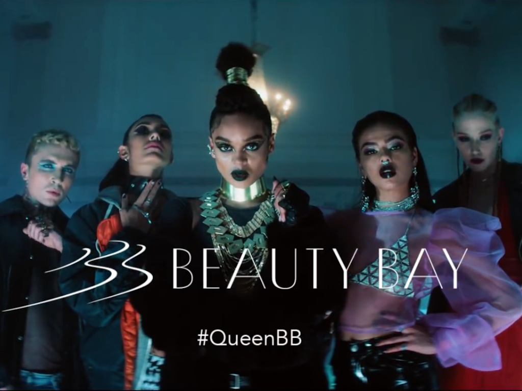 Radical Friend, Beauty Bay - There's a new Queen in Town #QUEENBB, Partizan