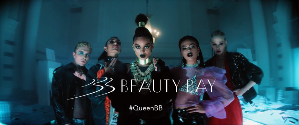 Radical Friend, Beauty Bay - There's a new Queen in Town #QUEENBB, Partizan -