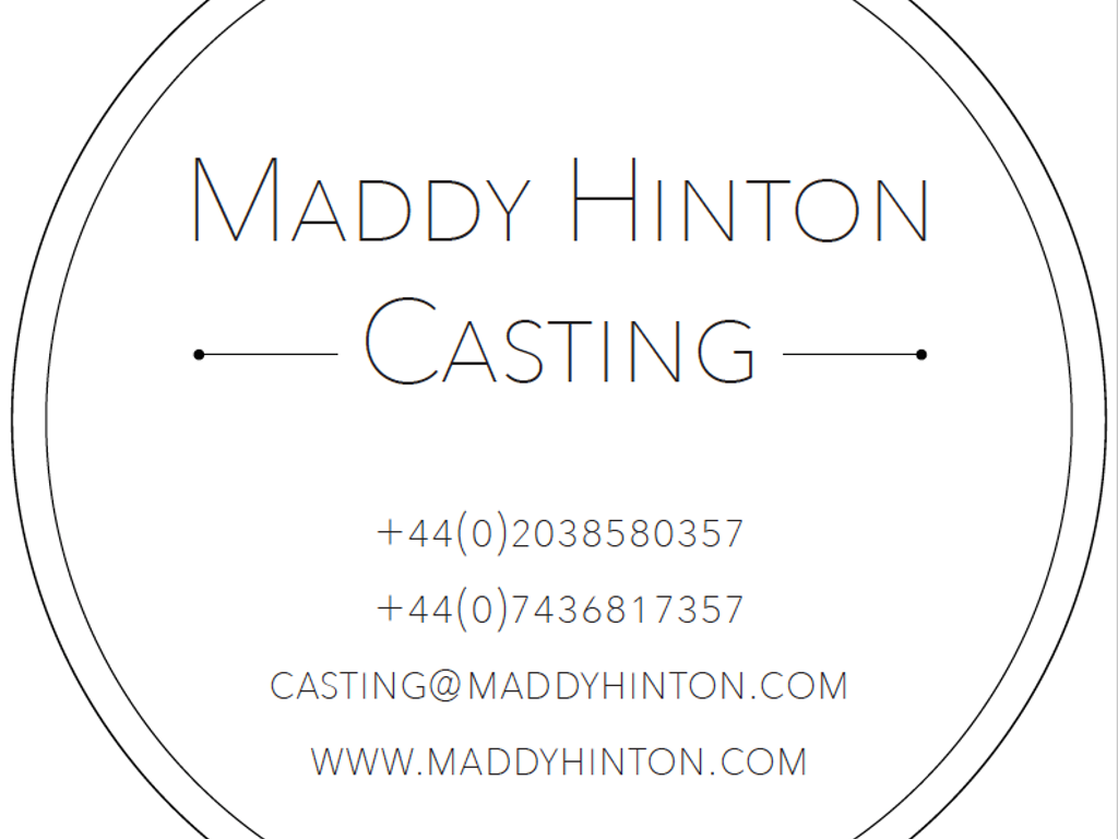 Maddy Hinton Casting