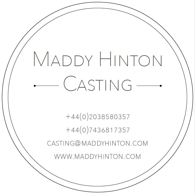 Maddy Hinton Casting -